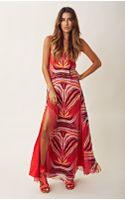 Mara Hoffman Printed Slip Gown - Lyst