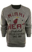 Sportiqe Mens Miami Heat Crew Sweatshirt - Lyst