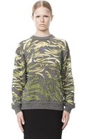 Alexander Wang Paisley Pullover - Lyst