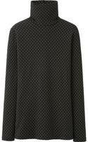 Uniqlo Women Heattech Turtle Neck T-shirt Long Sleeve - Lyst