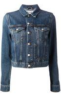 Acne Studios Denim Jacket - Lyst
