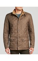 Barbour Polartone Quilted Jacket - Lyst