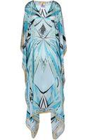 Emilio Pucci Long Dress - Lyst