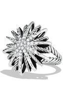 David Yurman Starburst Ring with Diamonds - Lyst