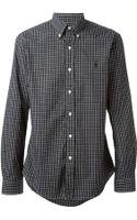 Polo Ralph Lauren Check Pattern Shirt - Lyst