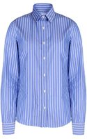 Stella Jean Long Sleeve Shirt - Lyst