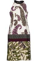 Giambattista Valli Kneelength Dress - Lyst