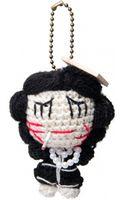 Mua Mua Coco Chanel Keychain - Lyst