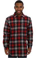 Carhartt Hubbard Plaid Shirt - Lyst