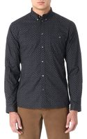 Paul Smith Paisley-print Tailored-fit Shirt - Lyst