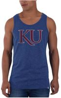 47 Brand Mens Kansas Jayhawks Offshore Graphic Tank Top - Lyst