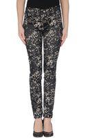 Donna Karan New York Casual Pants - Lyst