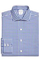 Brooks Brothers Noniron Extraslim Fit Gingham Dress Shirt - Lyst