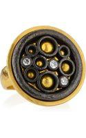 Gurhan Mixed-metal Diamond Bubble Ring - Lyst