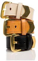 Linea Pelle Buckle Bracelet - Lyst
