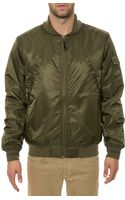 LRG The Cobra Kind Bomber Jacket - Lyst