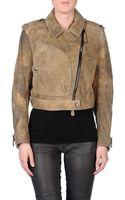 Burberry Prorsum Jacket - Lyst