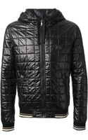 Dolce & Gabbana Quilted Padded Jacket - Lyst