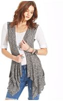 American Rag Draped Sweater Vest - Lyst