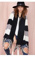 Nasty Gal Undercover Cape - Lyst