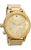 Nixon Tide Stainless Steel Watch - Lyst