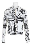 Anthony Vaccarello X Versus Versace Jacket - Lyst