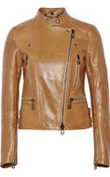 Belstaff Hackthorn Leather Biker Jacket - Lyst