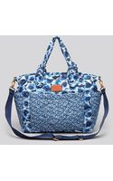 Marc By Marc Jacobs Diaper Bag Pretty Nylon Aki Floral Elizababy - Lyst
