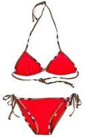 Burberry Bikini - Lyst