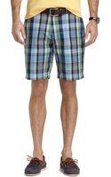 Brooks Brothers Madras Shorts - Lyst