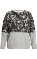 Just Female Combi Jumper - Lyst