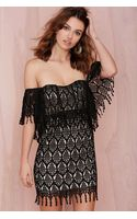Nasty Gal Stone Cold Fox Iowa Lace Dress - Lyst