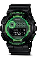 G-shock Face Color Digital Watch 55mm - Lyst