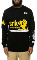 Crooks And Castles The Sporthief Ls Tee - Lyst