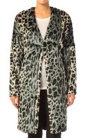 Maison Scotch Mid Coat - Lyst