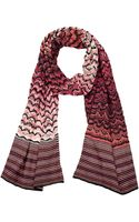 Missoni scarves - Lyst