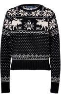 Polo Ralph Lauren Merino-alpaca Ski Sweater - Lyst