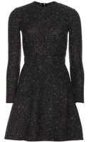 Valentino Wool Dress - Lyst