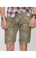 Denim & Supply Ralph Lauren Slim Fit Durham Short - Lyst