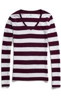 Tommy Hilfiger Long Sleeve Rugby Stripe - Lyst