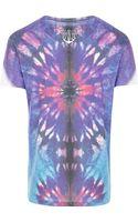 River Island White Friend Or Faux Mirror Print Tshirt - Lyst
