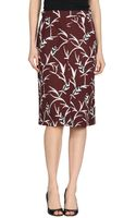 Marni 3/4 Length Skirt - Lyst
