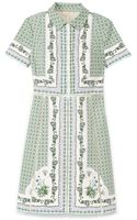 Tory Burch Talia Dress - Lyst