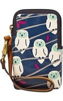 Fossil Keyper Carry All Phone Case - Lyst