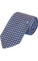 Barneys New York Geometric Jacquard Neck Tie - Lyst
