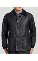 Barbour Classic Bedale Waxed Cotton Coat - Lyst