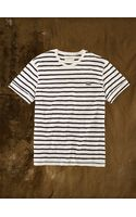 Denim & Supply Ralph Lauren Striped Short-sleeved Henley - Lyst