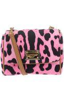 Dolce & Gabbana Animal Print Shoulder Bag - Lyst