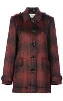 Burberry Ruskin Coat - Lyst