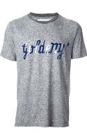 Golden Goose Deluxe Brand T-shirt Grigio - Lyst